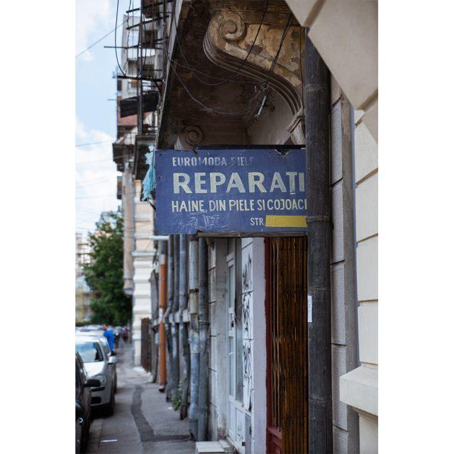 Reparații haine piele și cojoace