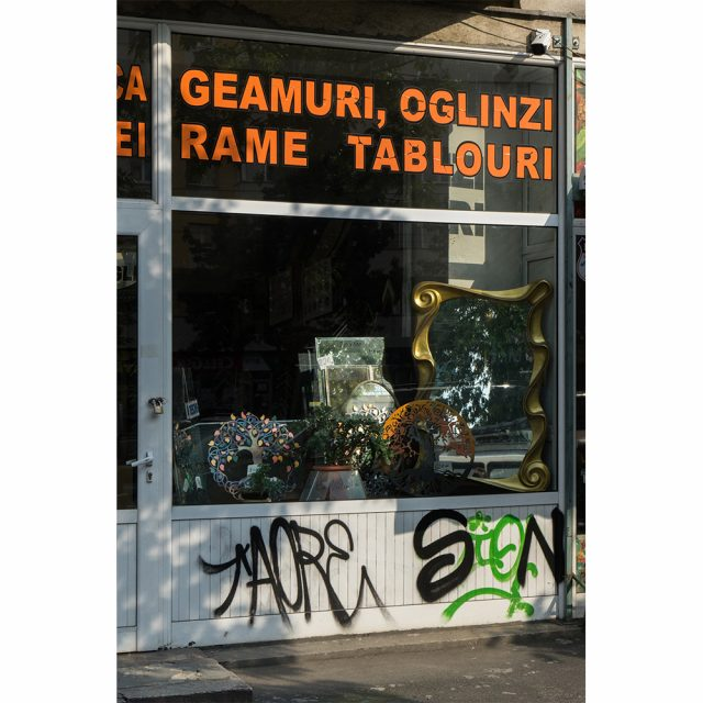 Geamuri și Oglinzi